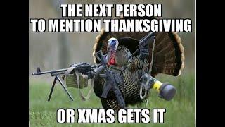 Thanksgiving 2020 Menu