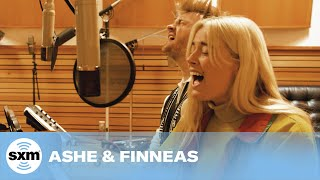 Ashe & FINNEAS - Till Forever Falls Apart [Live for SiriusXM] | Hits1 HITBOUND Performance Series