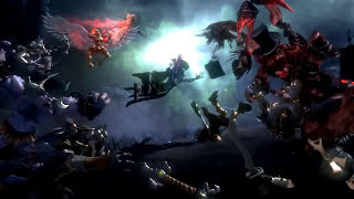 Repeat youtube video League of Legends Cinematic Trailers (part 1) | HD