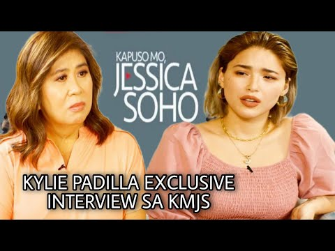 ????Kapuso Mo,Jessica Soho's One on One Interview with Kylie Padilla Magaganap Na!Matinding Rebelasyon! -  (2020)