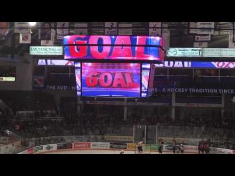 Kitchener Rangers Goal