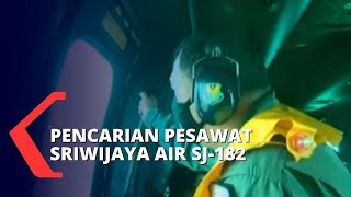 Menhub dan Panglima TNI Berangkat Pantau Proses Pencarian Pesawat Sriwijaya Air