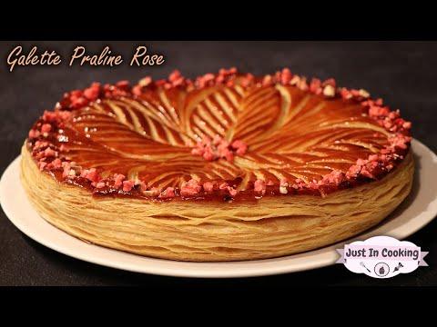 recette-de-galette-des-rois-aux-pralines-roses