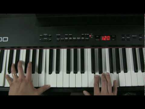 Piano Improvisation Playing A C2 Chord Wwwquaverboxcom Youtube
