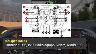 SimRacingTV Ep3. El volante del F1