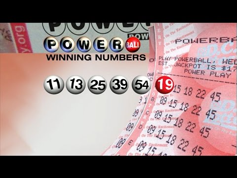 3 Winning Tickets Sold In $564 Million Powerball Drawing