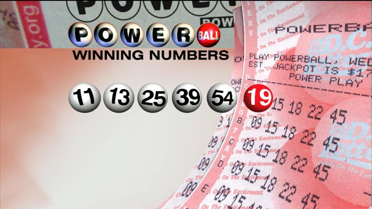 Winning ticket sold in North Carolina for $350 million Powerball jackpot