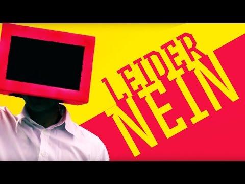LEIDER NEIN! (Deichkind - Leider Geil | PARODIE)