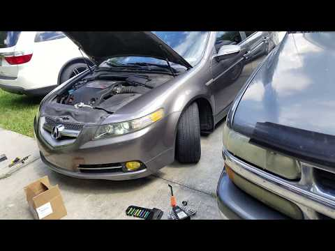 How to replace Acura TL Fog lights in under 5 minutes