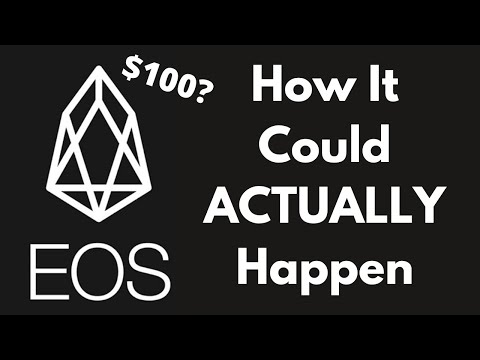 EOS To $100? Here's Why This Time It Could ACTUALLY Happen!