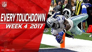 Every Touchdown from Week 4 | 2017 NFL Highlights