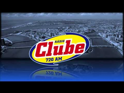 Prefixo - Rádio Clube - AM 720 KHz - Recife/PE