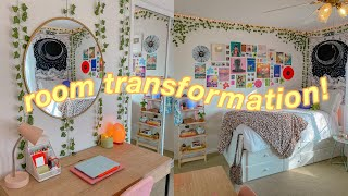 EXTREME ROOM TRANSFORMATION + TOUR 2021! *aesthetic + cute*