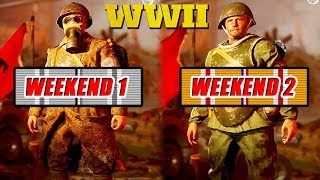 10 BIG CHANGES for Weekend 2 • COD WW2 BETA • You Need to Know!