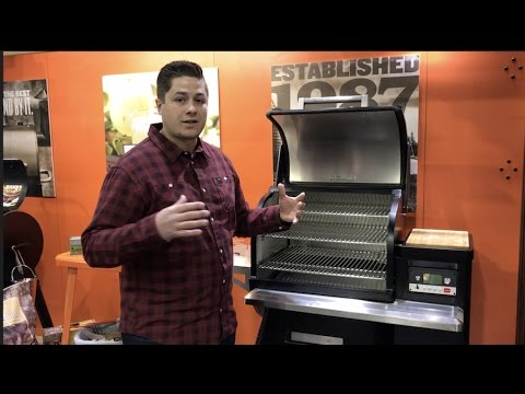 Traeger Timberline New Pellet Smoker Review Youtube