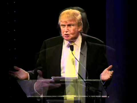 What does The Donald say about Network Marketing ?