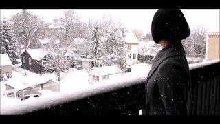 Виктор Давидзон -  Падает снег ( Премьера клипа ) 2019 г.