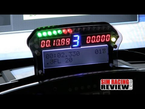 sim racing review sim instruments dash review youtube. Black Bedroom Furniture Sets. Home Design Ideas