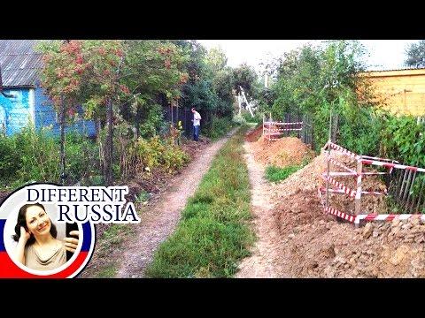 Follow the Water. Plumbing of Russian Dacha Community. Part #2