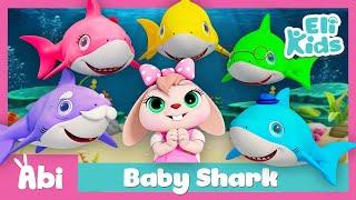 Baby Shark +More Baby Dances | Eli Kids Educational Songs & Nursery Rhymes