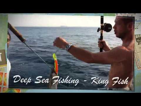 Deep Sea Fishing - Indian Ocean