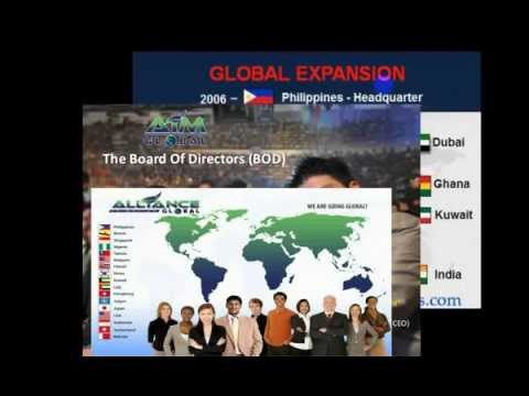 AIMGLOBAL AFRICA Business Oppurtunity Presentation Plan