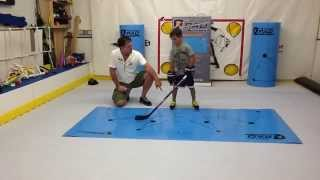 4- ATTACK PAD SQUIRT HOME TEST #3 - FOREHAND L DRILL
