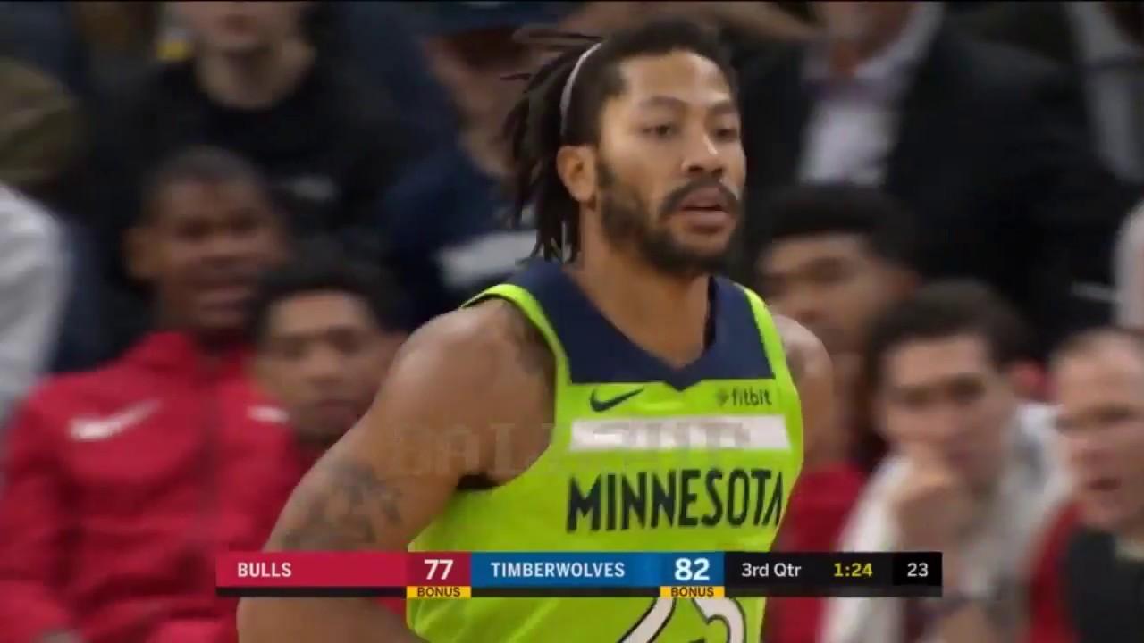 8e961767123 Derrick Rose Turns Into MVP   SHOCKS Chicago Bulls! - YouTube