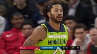 Derrick Rose Turns Into MVP & SHOCKS Chicago Bulls!