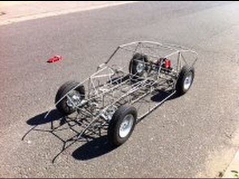 Ferrari Go Kart : How To Build