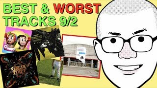 Weekly Track Roundup: 9/2 (6ix9ine, milo, Greta Van Fleet, Rico Nasty, and more!)