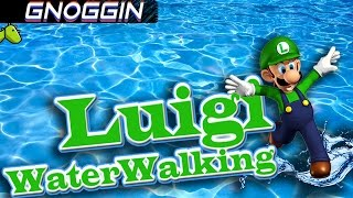 How Does Luigi Walk on Water?     Gnoggin
