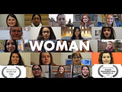 WOMAN © | Spoken-Word Poetry Short Film