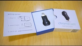 Google Chromecast Unboxing India
