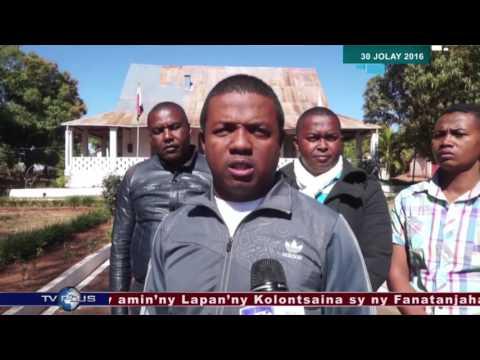 VAOVAO 30 JOLAY 2016 BY TV PLUS MADAGASCAR