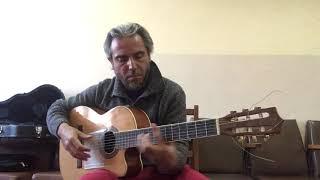 СерьГа -А что нам надо -guitar cover Garri Pat