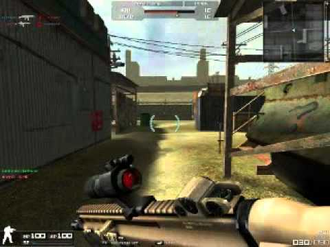 Combat Arms: 1v1: Drury23 Vs. Lundquist
