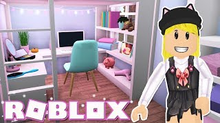 Tiny Home Tour! Roblox: Welcome To Bloxburg  Beta  ~ Fall Time