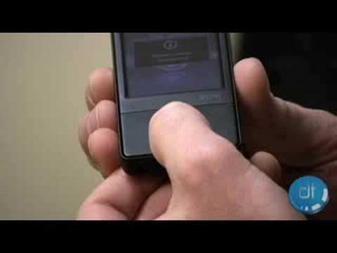 iriver E100 MP3 Player Review - YouTube