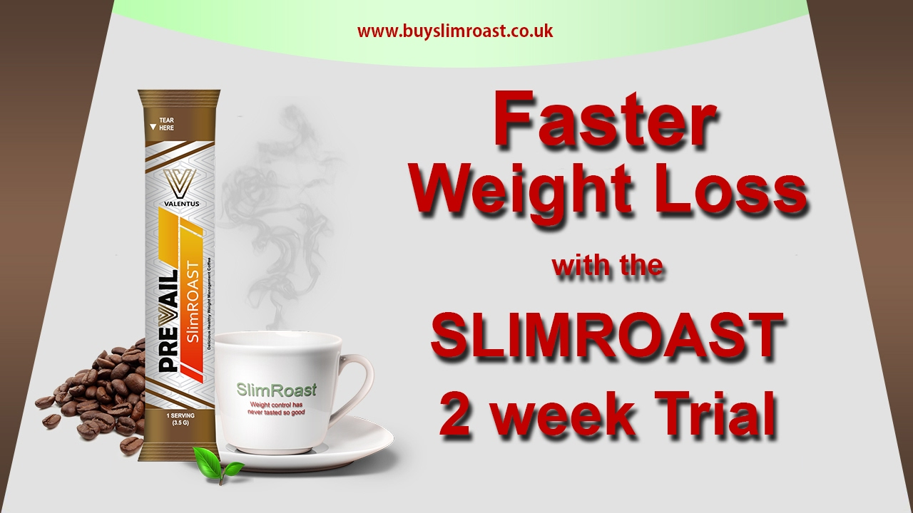 Slimroast Coffee Two Week Trial Pack For Faster Weight Loss 2017