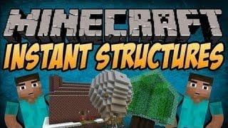 Minecraft: Обзор инфраструктуры #4 - Дом из жёлтого кирпича