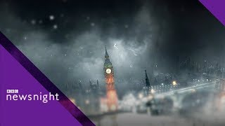 Proroguing Parliament and Brexit - HUH??! – BBC Newsnight