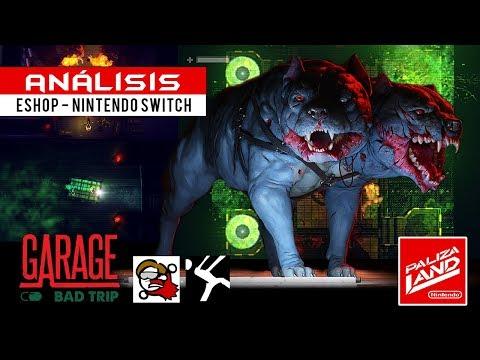 Video Análisis - Garage Bad Trip (Nintendo Switch) Review en Español
