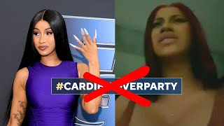 Cardi B REACTS To Being 'Canceled' On Twitter