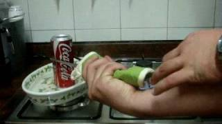 Coke Can Collapse