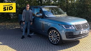 Why the Range Rover is the BEST SUV EVER! | Sideways Sid