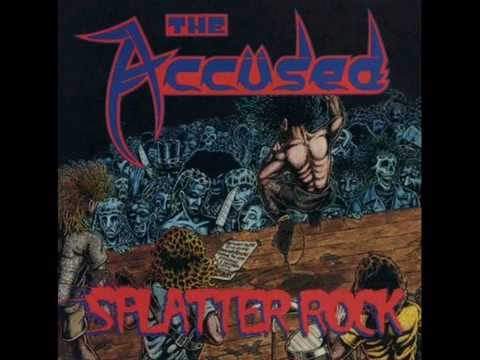 The Accüsed - Splatter Rock ( Full Album )