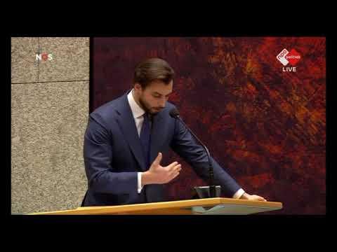 #Zijlstra debat  -  Inbreng Thierry Baudet + scherpe interruptie Wilders