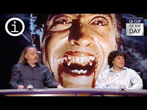 QI | Where Are You Likely To Get Bitten By A Vampire?