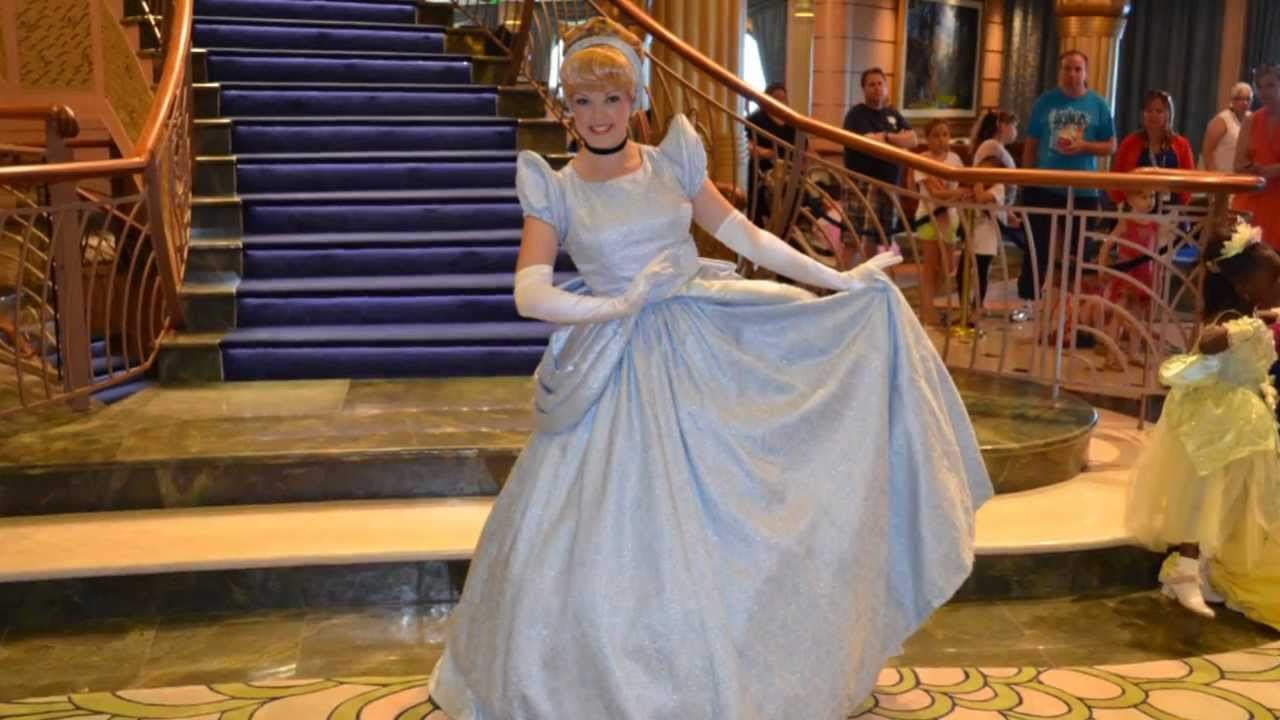 Princess Gathering aboard the Disney Fantasy  YouTube